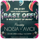 Blast Off - Flyer - GraphicRiver Item for Sale