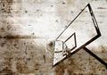 Urban Grunge Basketball - PhotoDune Item for Sale