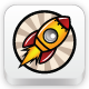 Rocket Blast - GraphicRiver Item for Sale
