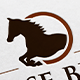 Horse Brand Logo - GraphicRiver Item for Sale