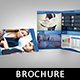 Creative Business Market Half Fold Brochure - GraphicRiver Item for Sale