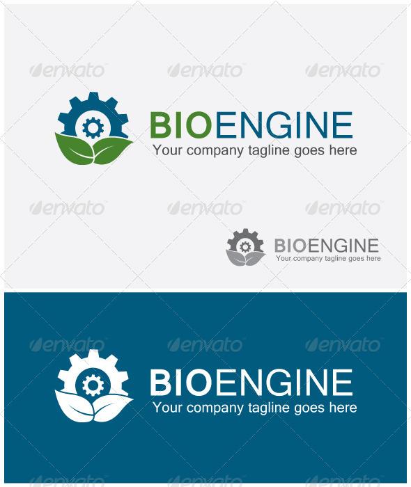 GraphicRiver Bio Engine Logo 6518797