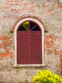 rural round arch window - PhotoDune Item for Sale