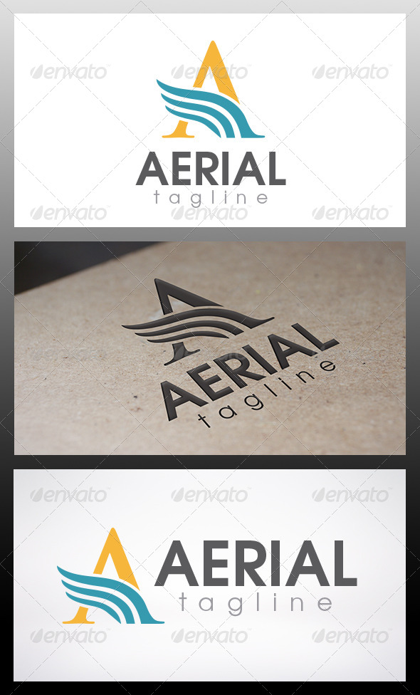 GraphicRiver Air Logo 6518953