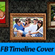Stage Photo Frame Facebook Timeline Cover - GraphicRiver Item for Sale