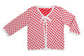 Children's jacket with polka dots - PhotoDune Item for Sale