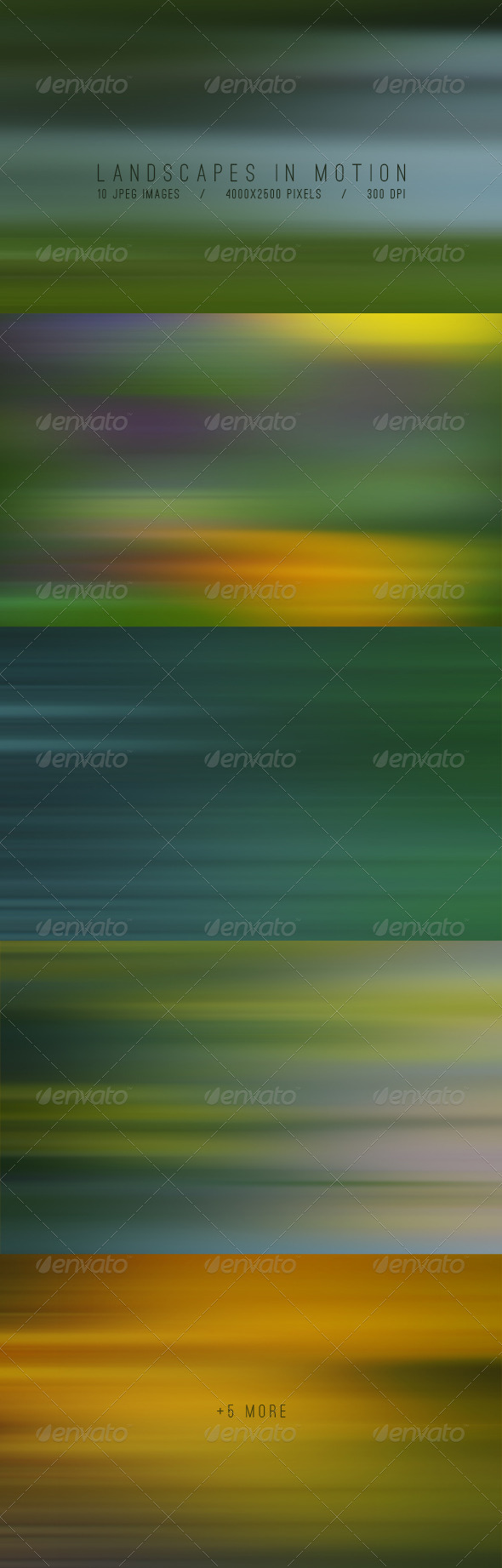 GraphicRiver Landscapes in Motion 6519409