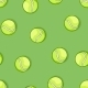 Seamless Pattern of Tennis Balls - GraphicRiver Item for Sale