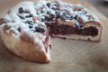 Canberry cake with blackberry - PhotoDune Item for Sale