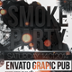 Smoke Party Flyer Template - GraphicRiver Item for Sale