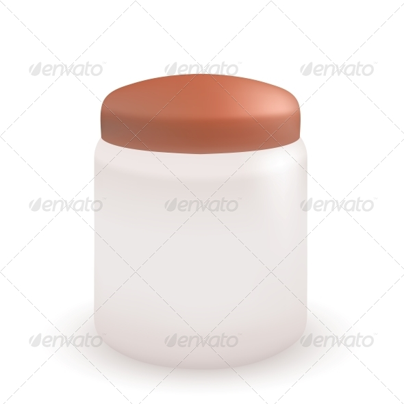 GraphicRiver Container for Cream or Soap 6521590