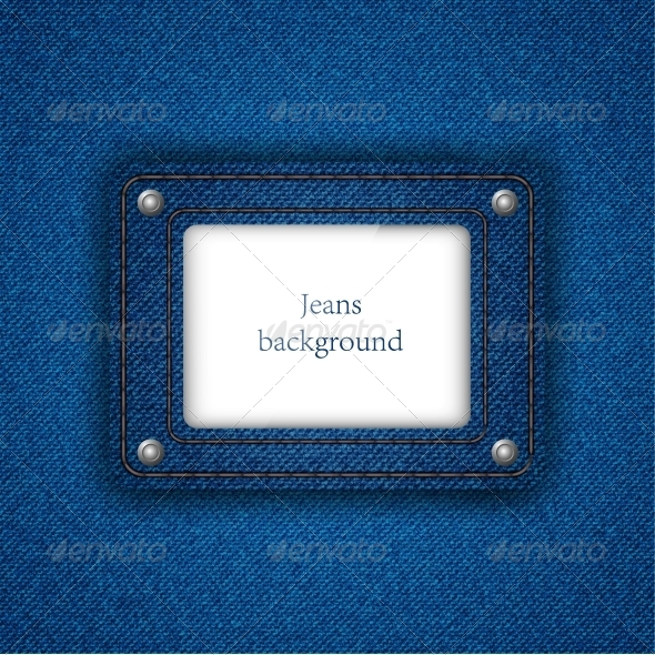 GraphicRiver Jeans Background 6522252