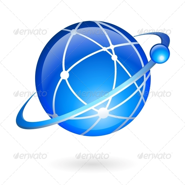GraphicRiver Global Connection and Navigation Technology 6524375