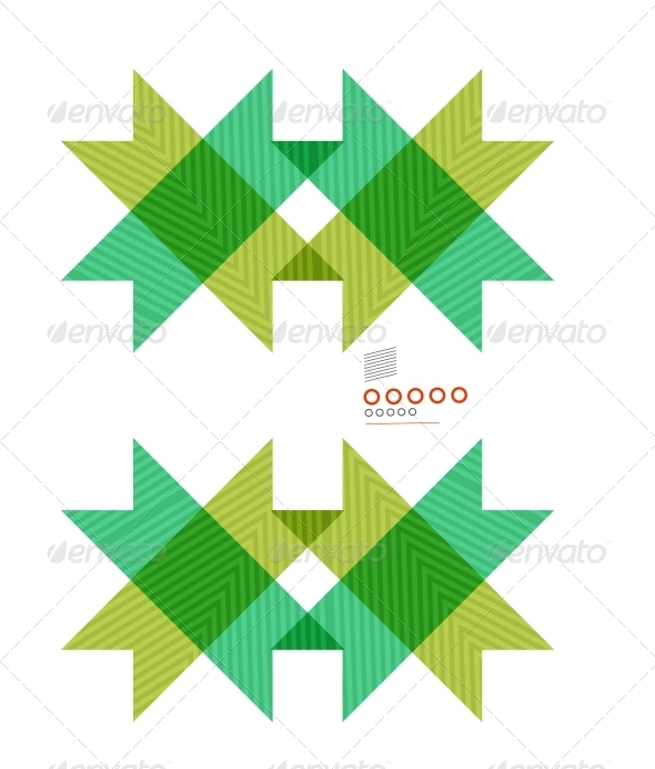 GraphicRiver Colorful Geometrical Shapes Abstract Lines 6525042