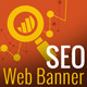SEO Services Web Banners & Adds - GraphicRiver Item for Sale