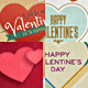 Valentine Card/Backgrounds - GraphicRiver Item for Sale