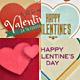 Valentine Card/Backgrounds - GraphicRiver Item for Sale