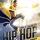 Hip Hop Party Flyer Template - GraphicRiver Item for Sale