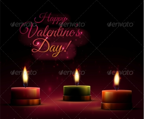 GraphicRiver Romantic Background 6526109