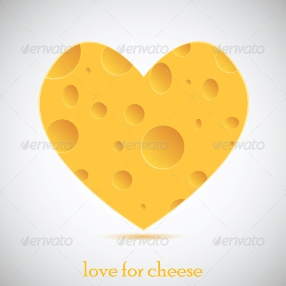 GraphicRiver Love for Cheese 6527859