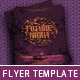 Future Night Party Flyer - GraphicRiver Item for Sale