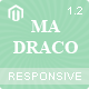 Draco - Responsive Magento Theme - ThemeForest Item for Sale