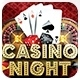 Casino Night Flyer  - GraphicRiver Item for Sale