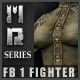 Fighter- MR Series Fem Base 1 - 3DOcean Item for Sale
