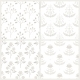 Set of Seamless Patterns with Australian Floral - GraphicRiver Item for Sale