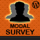 Modal Survey – WordPress Feedbacks & Polls Plugin (Forms) Download
