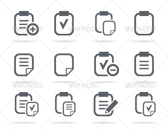 GraphicRiver File Icons 6534324