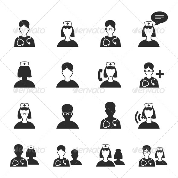 GraphicRiver Medical Icons 6534572