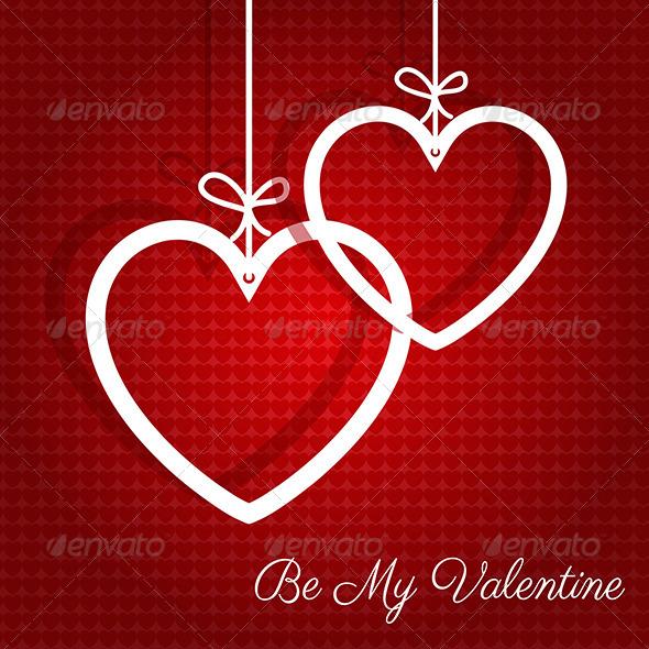 GraphicRiver Valentine s Day Background 6536448