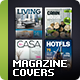 Magazine Covers Vol. 3 - GraphicRiver Item for Sale