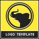 Elephant Logo Template - GraphicRiver Item for Sale