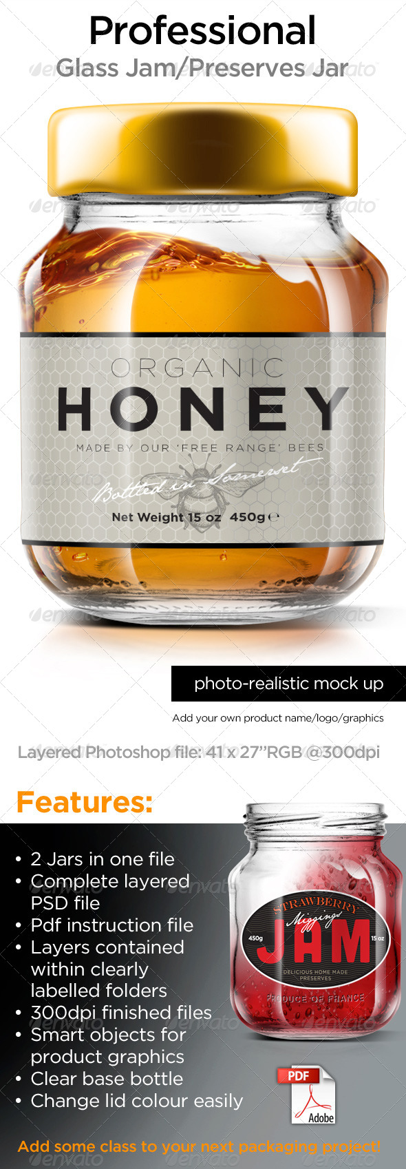 GraphicRiver PRESERVE JAR 6537385