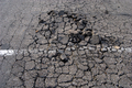 Cracked Asphalt - PhotoDune Item for Sale