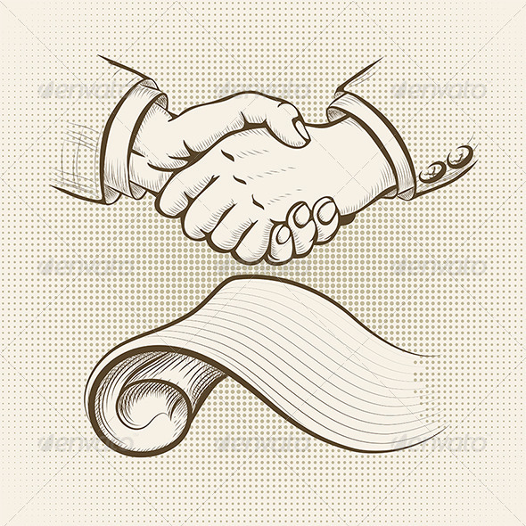GraphicRiver The Agreement 6538705