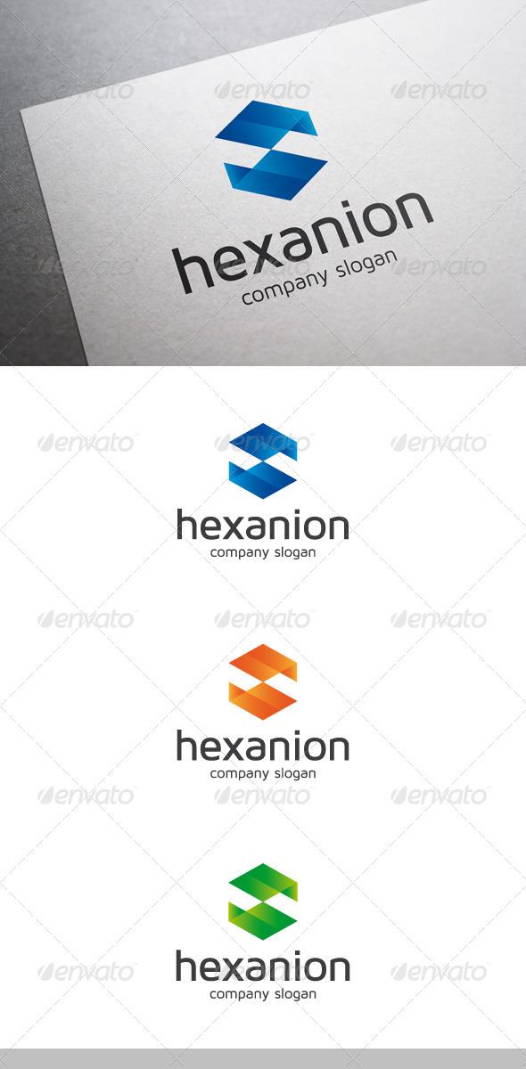 GraphicRiver Hexanion Logo 6539233