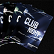 Night Club Party Flyer 2014 - GraphicRiver Item for Sale