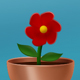 Flower Pot - GraphicRiver Item for Sale