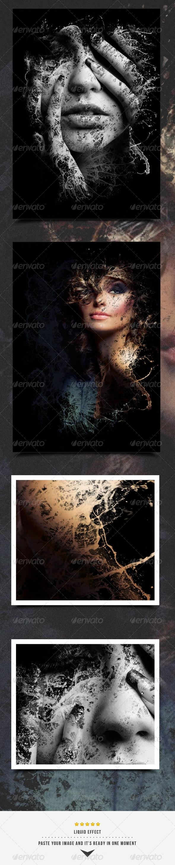 GraphicRiver Liquid Image Frame 6544444