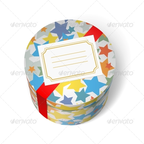 GraphicRiver Party Present Box 6544559