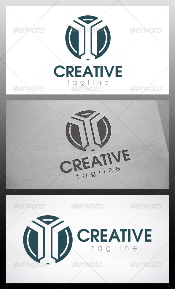 GraphicRiver Creative Logo 6546404