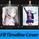 Spotlight Photo Facebook Timeline Cover - GraphicRiver Item for Sale