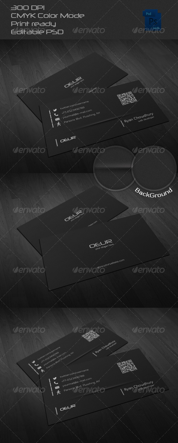 GraphicRiver Creative Business Card 05 6548131