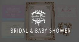 Baby Bridal Shower Collection