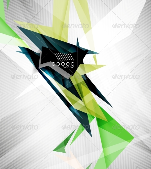 GraphicRiver Motion Geometric Shapes Rapid Straight Lines 6549684