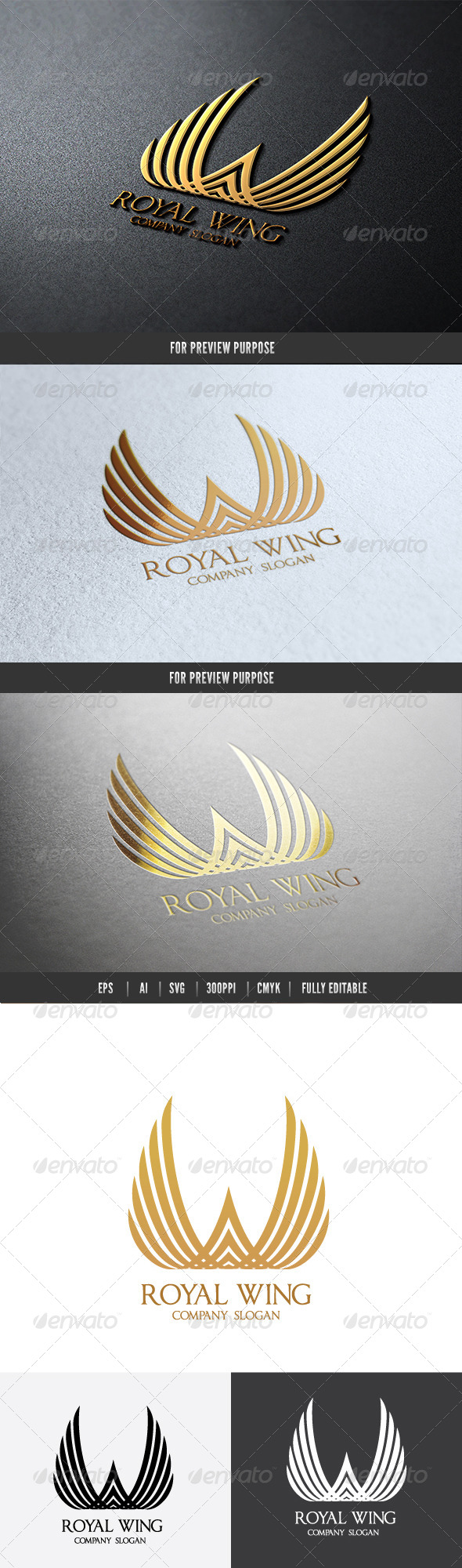 GraphicRiver Royal Wing II 6552760