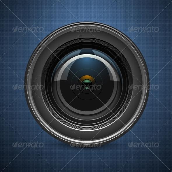 GraphicRiver Camera Lens 6555931